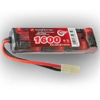 1600 mAh 8.4 volt Vapex Mini Type Airsoft Battery
